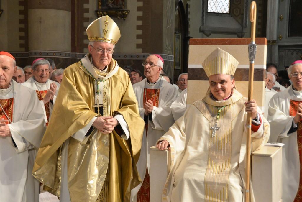 Marco Brunetti vescovo di Alba