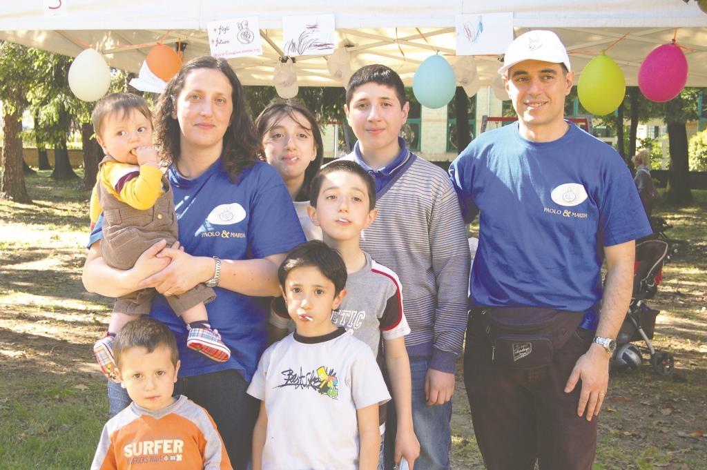 Più bambini, più futuro. Il 10 aprile a Pinerolo l'incontro dell'Associazione Famiglie numerose