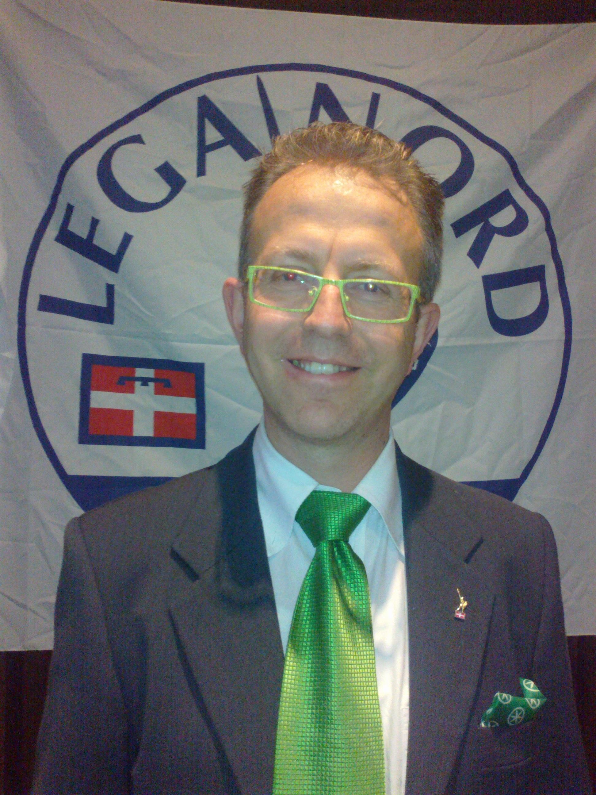 Pinerolo. Gualtiero Caffaratto è il candidato sindaco della Lega Nord