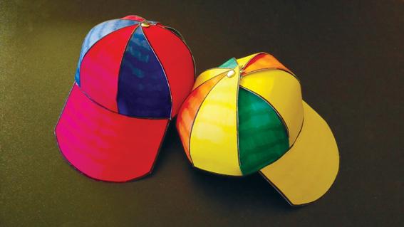 [Lavoretti Creativi] Il cappellino da scrivania per la Festa del Papà