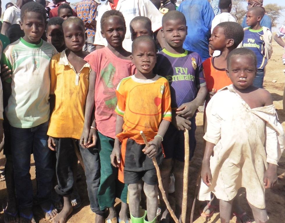 Il 13 marzo a Giaveno pranzo solidale per i bambini orfani di Matiri-Kenya