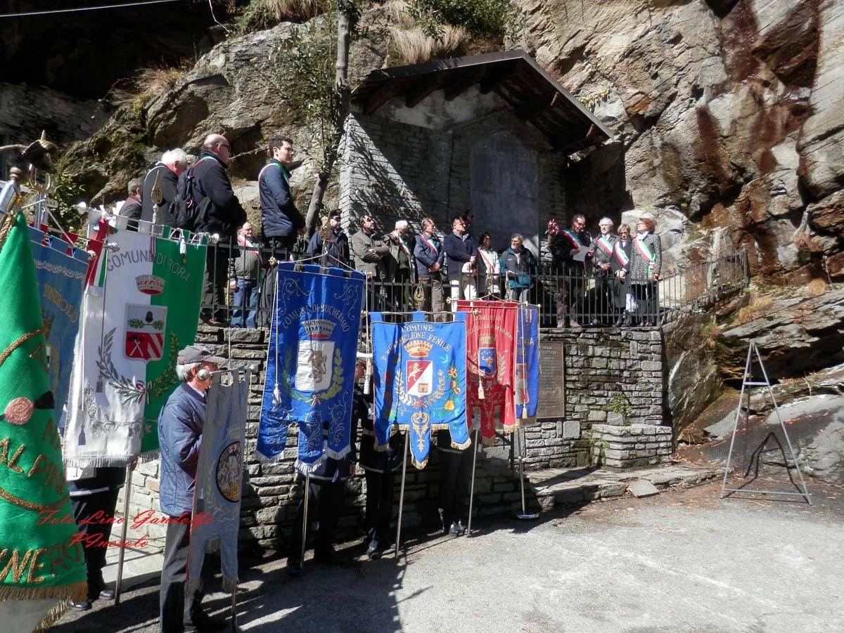 [Photogallery]Lo scorso 19 marzo la commemorazione dei caduti partigiani nella battaglia di Pontevecchio