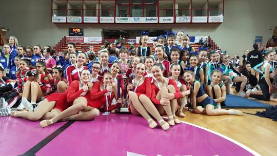 Il Centro Danza Pinerolo ai campionati di Novara