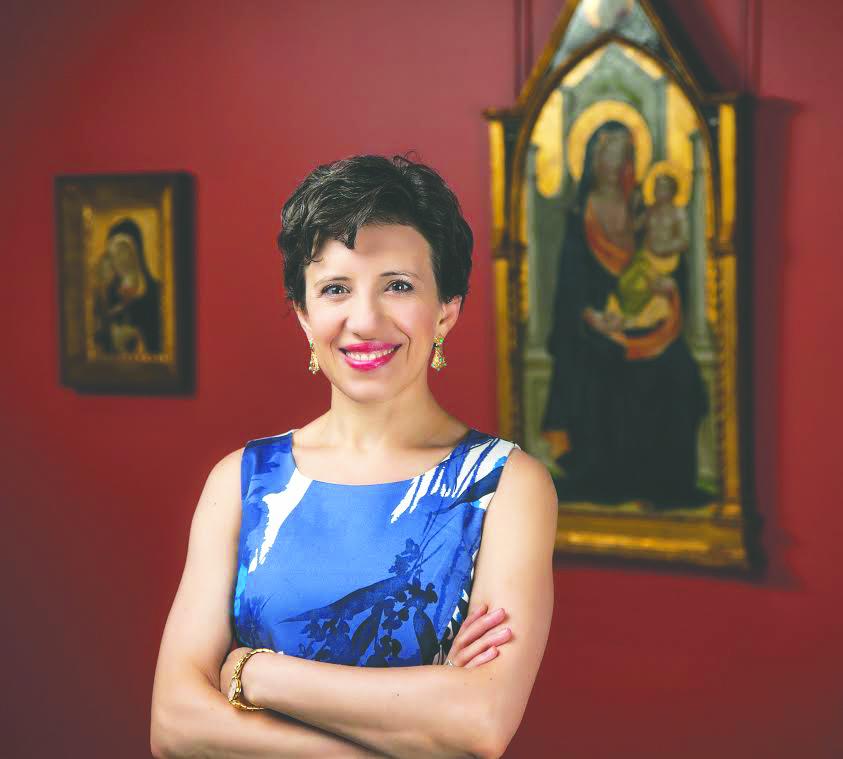 "Colorado. La pinerolese Angelica Daneo è la conservatrice del ""Denver Art Museum"""
