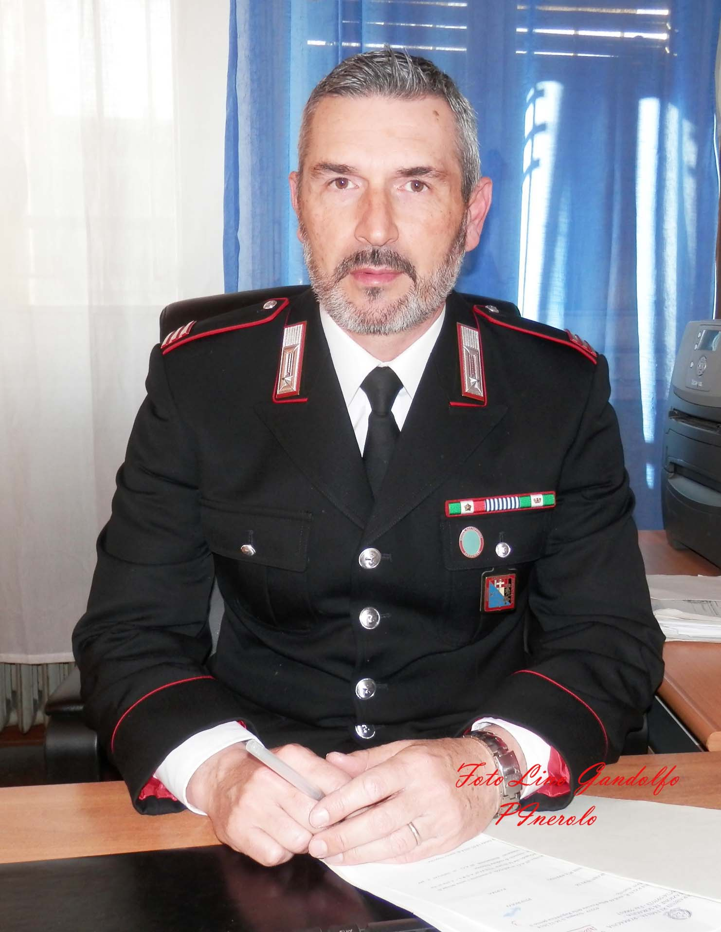 Pinerolo. Nuovo maresciallo dei carabinieri
