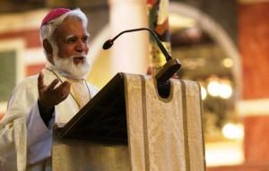 monsignor Joseph Coutts, arcivescovo di Karachi e presidente della Conferenza episcopale del Pakistan