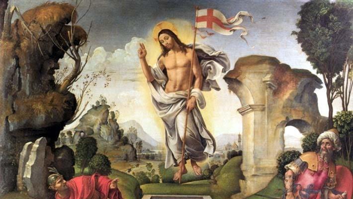 Pasqua, l'amore che dà la vita
