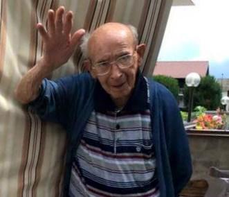 Pinerolo. È morto Pasqualino Ricossa. Aveva 106 anni
