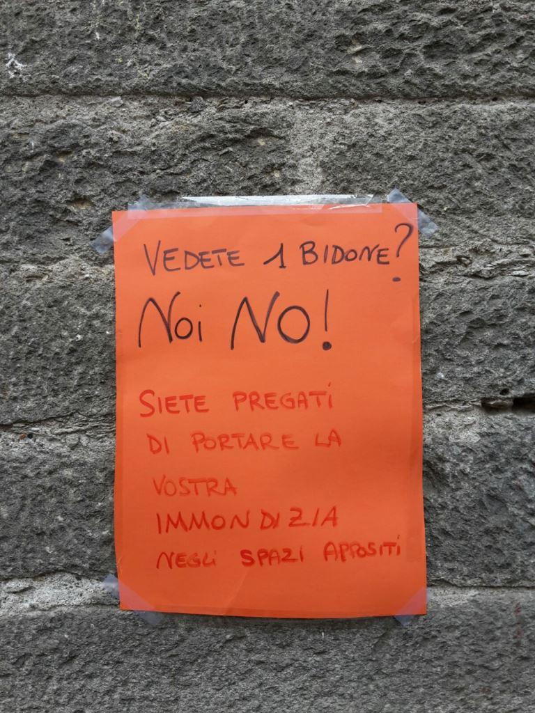 Pinerolo. Gli abitanti del centro storico si ribellano all'inciviltà