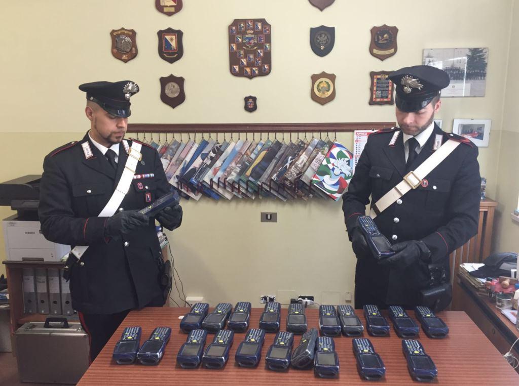 Torino. Furti e ricatti, arrestati due egiziani
