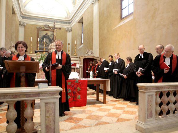 Ecumenismo. Si apre il XXI Sinodo della Chiesa evangelica luterana in Italia