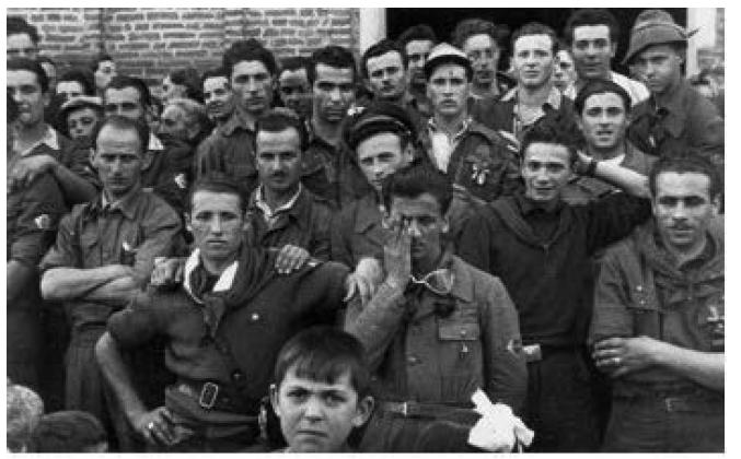 Le valli Chisone e Germanasca ricordano i caduti partigiani