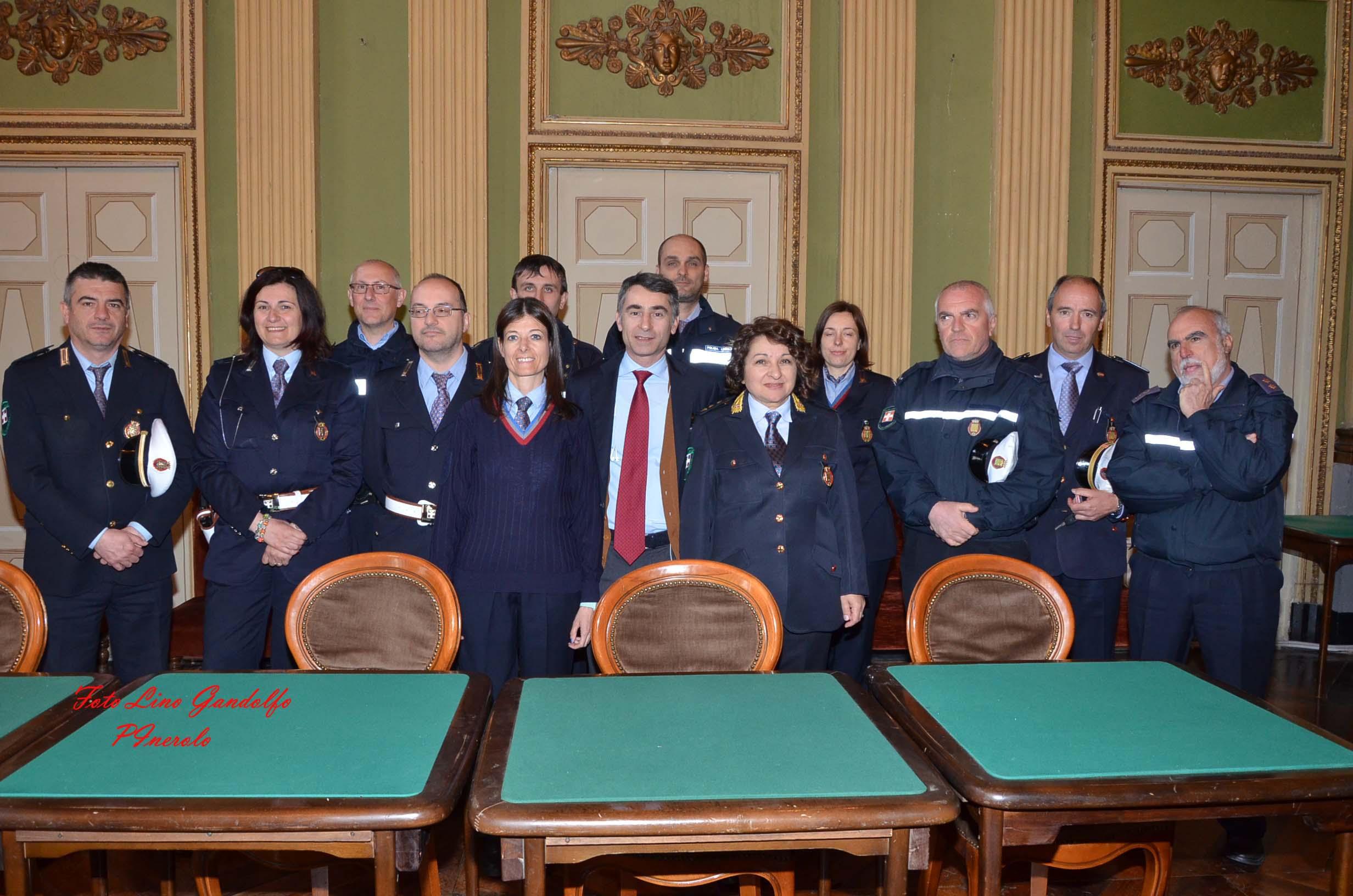 L'assessore Ferraris a Pinerolo: occorre aggiornare la legge regionale sulla polizia locale