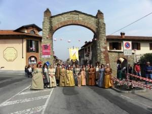 Giro d'Italia a Frossasco