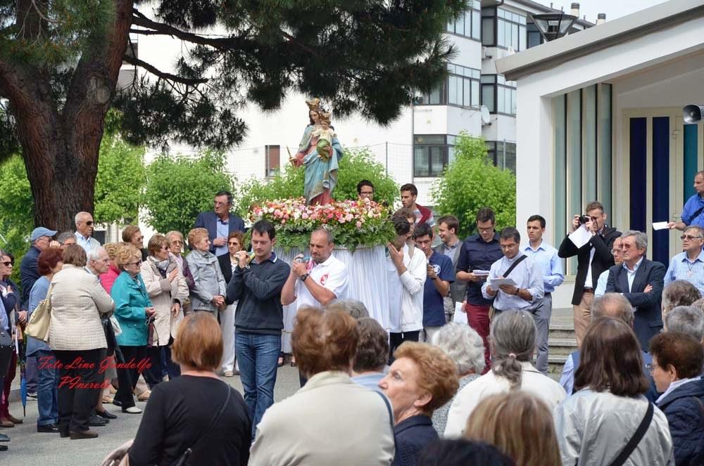 [Photogallery]Il 29 maggio scorso la processione dedicata a Maria Ausiliatrice