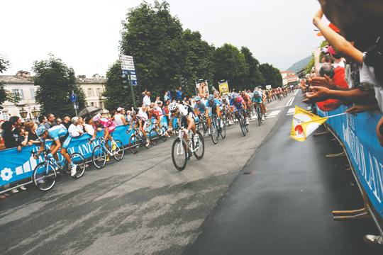 Pinerolo. Arriva il Giro d'Italia: info, strade chiuse e video presentazione della tappa