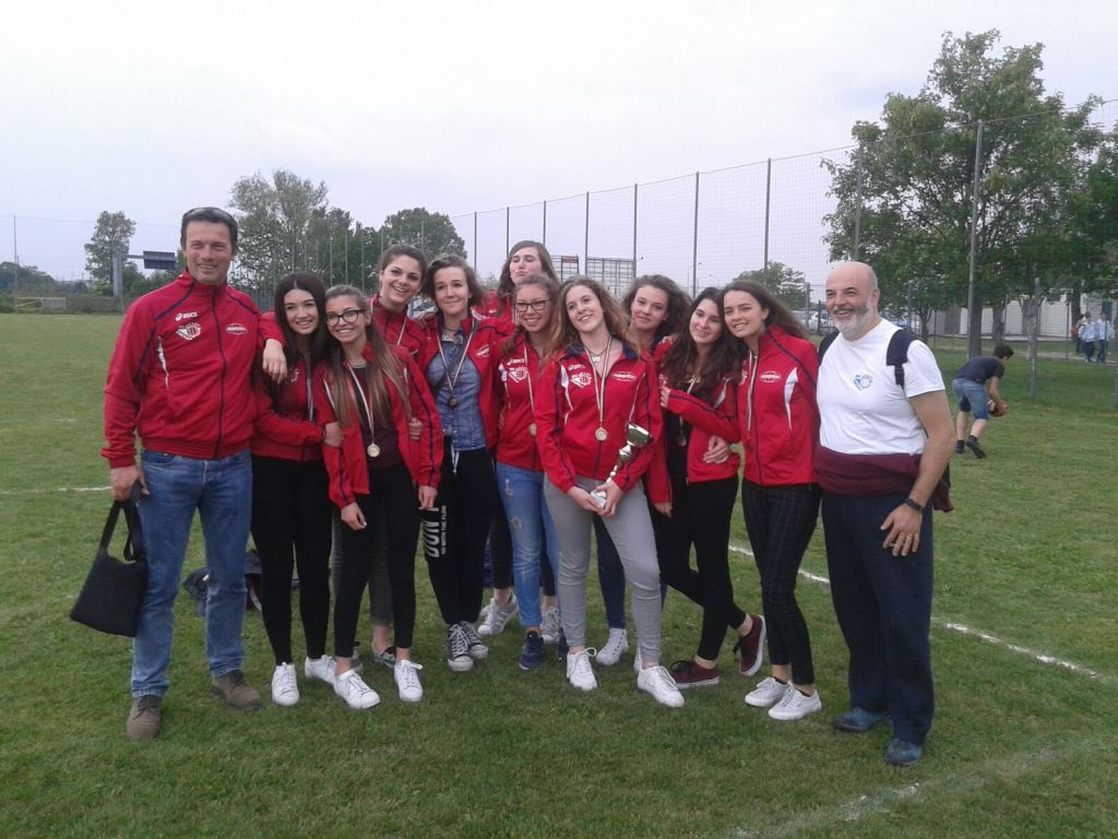 Pinerolo. IMI Volley under 16 ai regionali CSI