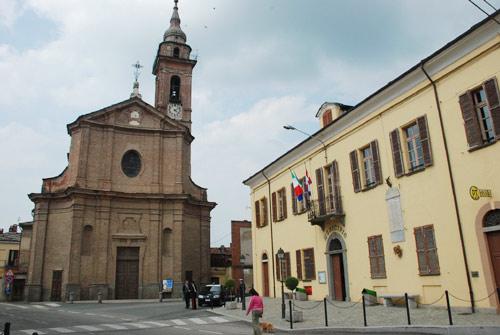 A Garzigliana gli esami si ritirano in municipio