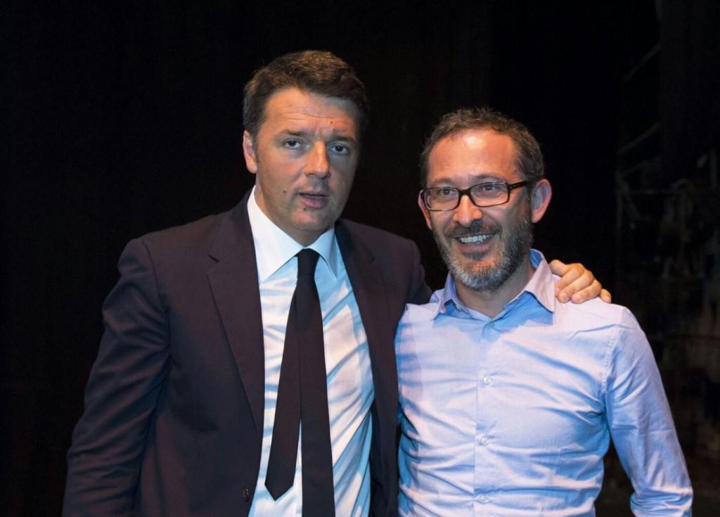Renzi e Barbero