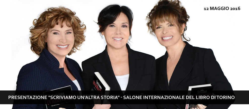 Torino. Al Salone del Libro presentata l'antologia in favore delle donne