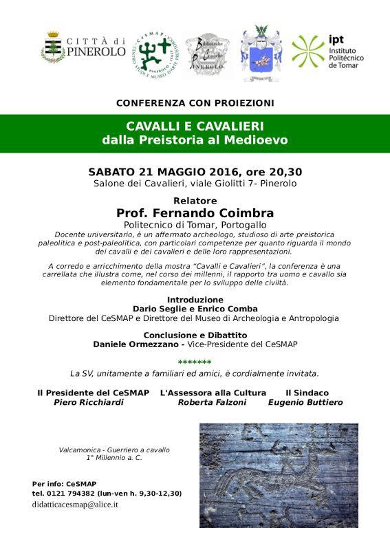 Il 21 maggio dal Portogallo arriva il professor Coimbra