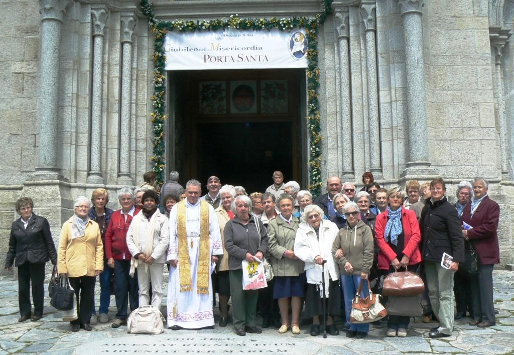 Anche la diocesi di Pinerolo al convegno regionale dei Familiari del Clero