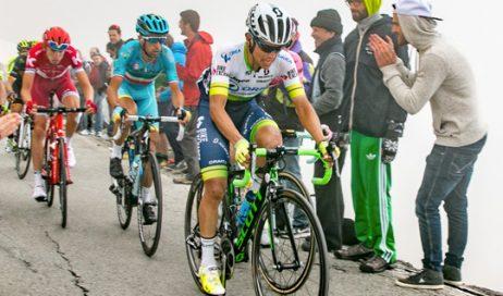[Foto] Pinerolo-Risoul, la tappa che ha stravolto il Giro d'Italia