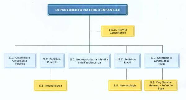 AslTo3. Il Marco Rolando è il nuovo direttore del dipartimento materno infantile