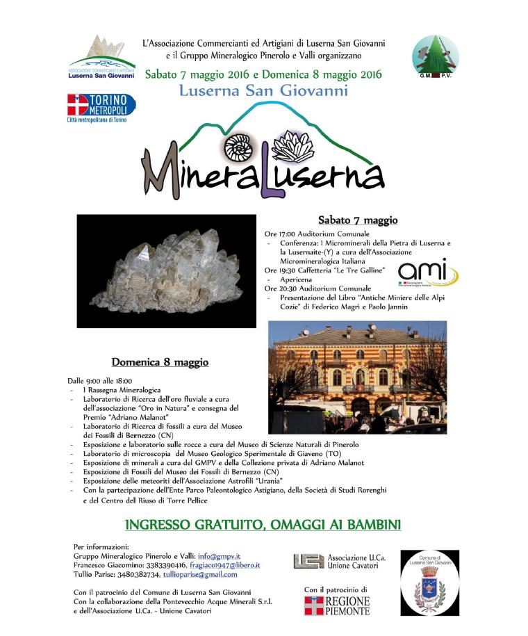 mineraluserna