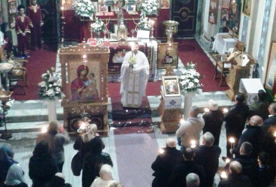 Pinerolo. Nella Chiesa di Santo Stefano la Pasqua ortodossa della comunità romena