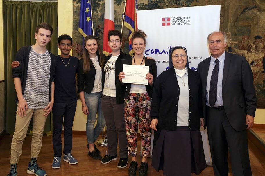 Pinerolo. Liceo IMI vince concorso regionale di Storia Contemporanea