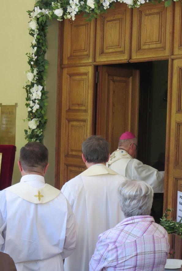 [ Photogallery ] Aperta una porta Santa al Cottolengo di Pinasca