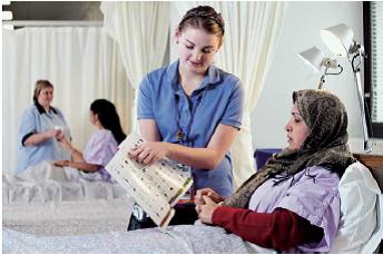 Pubblicata una nuova schada CEI. Incontrare i musulmani in ospedale