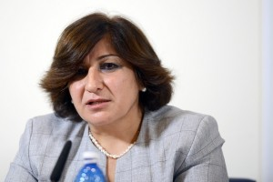 Pascale Warda, ex ministro dell'Iraq