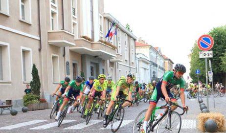 Ciclismo. Arriva a Pinerolo la prima vittoria di Jacopo Mosca tra i dilettanti