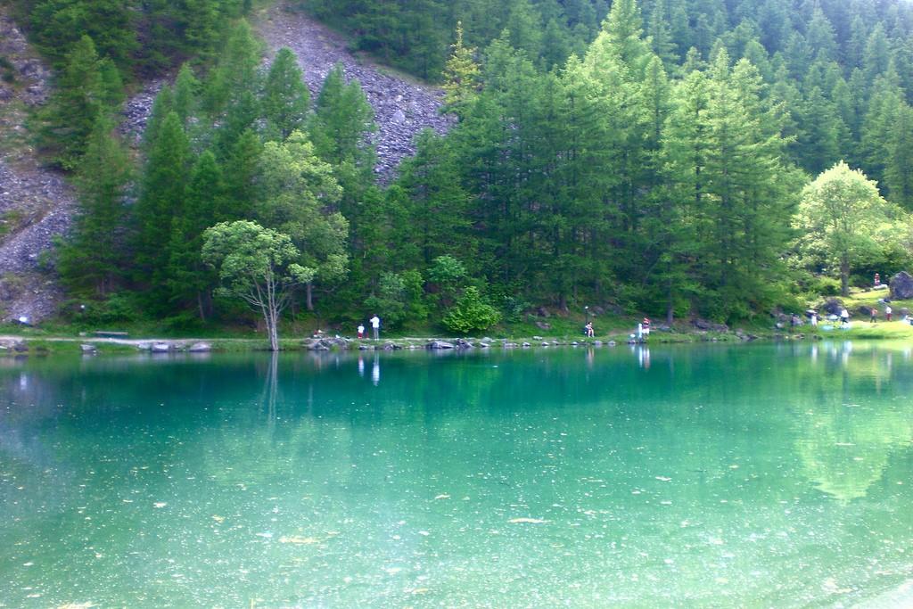 Lago di Laux