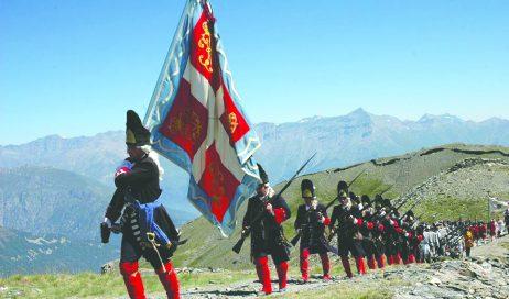 Colle dell'Assietta. Domenica 17 luglio la Festa del Piemonte