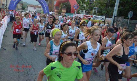 """[ photogallery ] Porte. Piu di 400 partecipanti alla X edizione della """"Corri in rosa"""""""