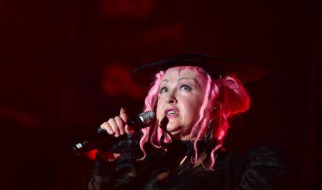 [ photogallery ] La grinta di Cyndi Lauper al Gru Village