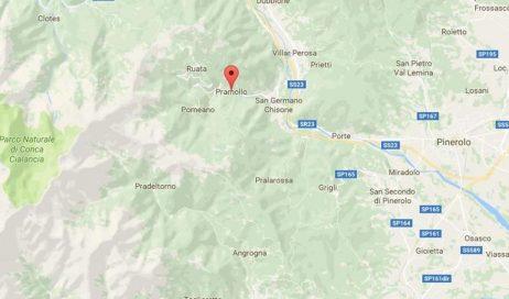 Forte scossa di terremoto avvertita nel pinerolese