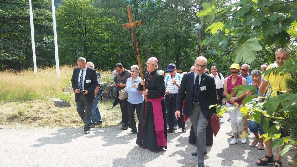 [ photogallery ] Pellegrinaggio diocesano ad Oropa: il giubileo alla scuola di Maria