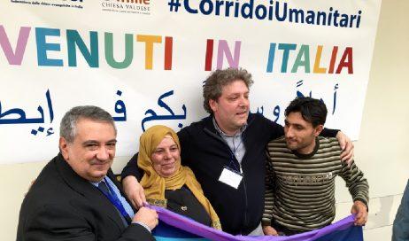 Roma. Corridoi umanitari: premiata anche la Chiesa valdese