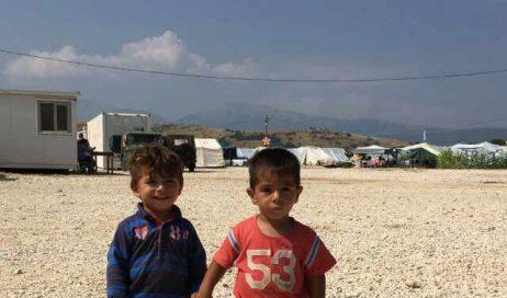 Da Pinerolo a Katsika: ferragosto con i profughi. La testimonianza di suor Marirosa