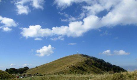 Escursionismo. Tre cime in Val Borbera