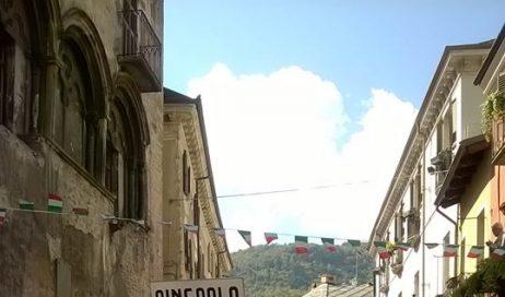 Anche gli alpini pinerolesi al raduno di Susa