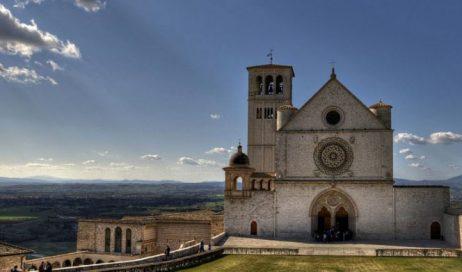 Dal Piemonte ad Assisi nel segno di Francesco
