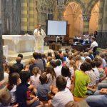 Pinerolo. A San Maurizio la benedizione dei bambini