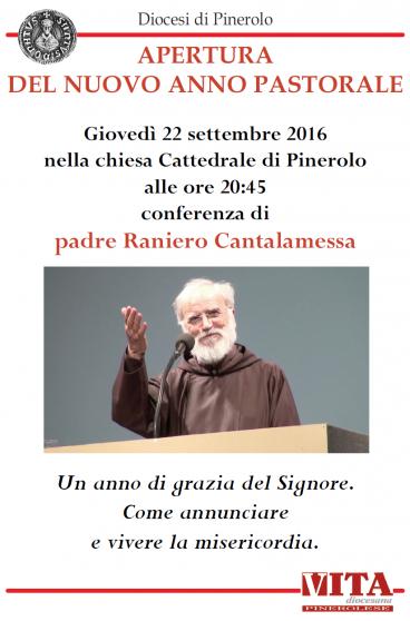 Al via il nuovo anno pastorale della diocesi di Pinerolo