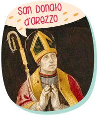 [I frutti del vangelo] San Donato d'Arezzo, protettore di Pinerolo