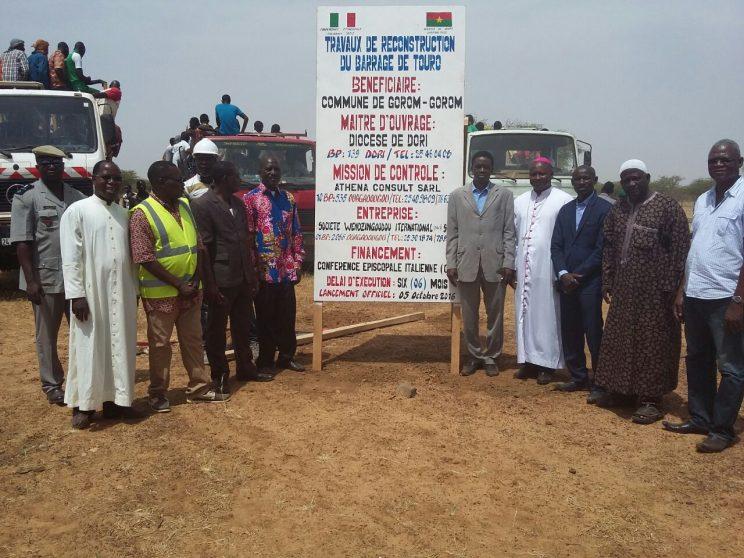 Acqua per la sete del Burkina